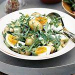 Egg & new potato salad