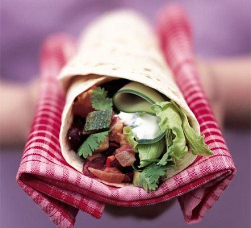 Mexican vegetarian chilli recipe Recipe