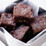 Easy cranberry pistachio brownie recipe