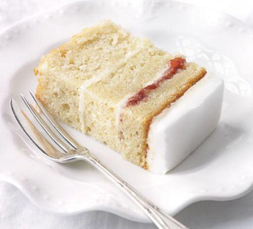 Easy vanilla cake Recipe