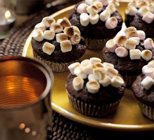 Campfire cupcakes Recipe