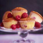 Coffee cream & walnut cupcakes