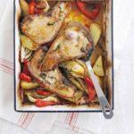 One-pot roast pork chops with fennel & potatoes