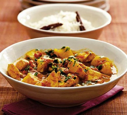 Chilli chicken curry Recipe