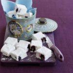 Bramble marshmallows