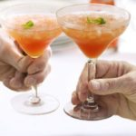 Vodka & cranberry blush