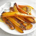 St Clements carrots