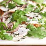 Turkey tonnato salad