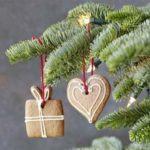 Easy christmas cinnamon biscuit recipe