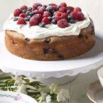 Summer celebration cake