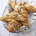 Chocolate & almond croissants