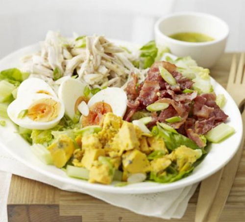 Winter cobb salad Recipe