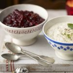 Cranberry & red wine sauce