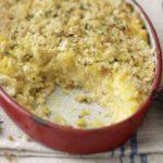 Swede & parsnip bake