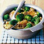 One-pot chicken & chickpea pilau
