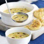 Spiced citrus bean soup