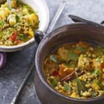 Indian winter soup