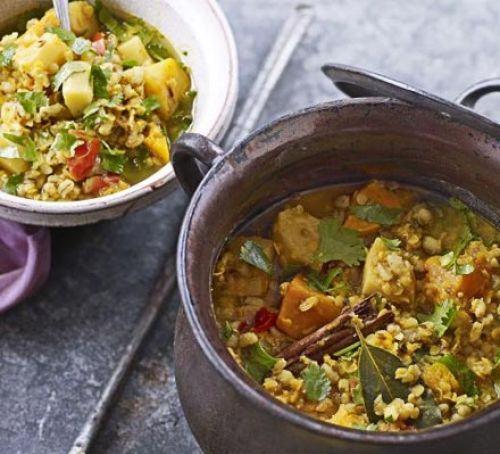 Indian winter soup Recipe