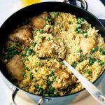 Chicken biryani pilau