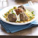 Aromatic lamb with dates
