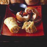 Barbecue pork buns