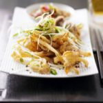 Vietnamese prawn summer rolls