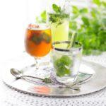 Cucumber & coriander G&T