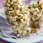 Sticky popcorn pots