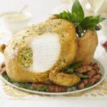 Herb-roast turkey