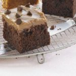 Sticky chocolate drop cakes