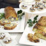 Garland sausage roll slice