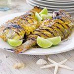 Tikka-style fish