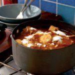 Turkey & parsnip curry