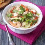 Hot & sour fish soup