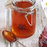 Winter spice jelly