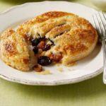 Marzipan Eccles tarts