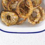 Crispy Cajun onion rings