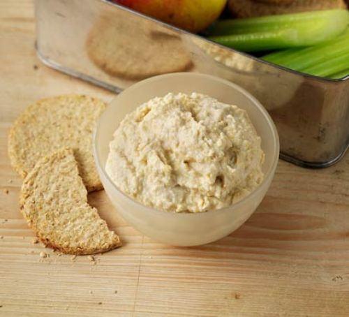 Easy hummus recipe Recipe