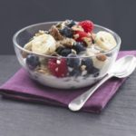 Fruit & nut yogurt