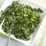 Indian spiced greens