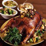Gordon's Christmas roast goose