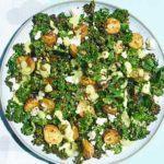 Griddled vegetables with melting aubergines