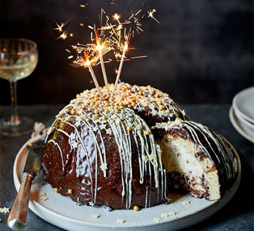 Rocky road cheesecake pudding Recipe