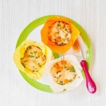 Toddler recipe: Salmon & sweet potato muffins