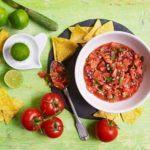 Ultimate tomato salsa