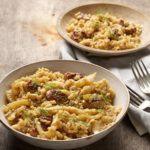 Sausage & fennel risotto
