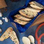 Savoury biscotti