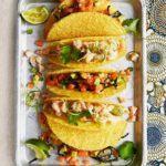 Mix & match seafood tacos