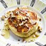 Simple nutty pancakes