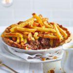 Steak & chips pie